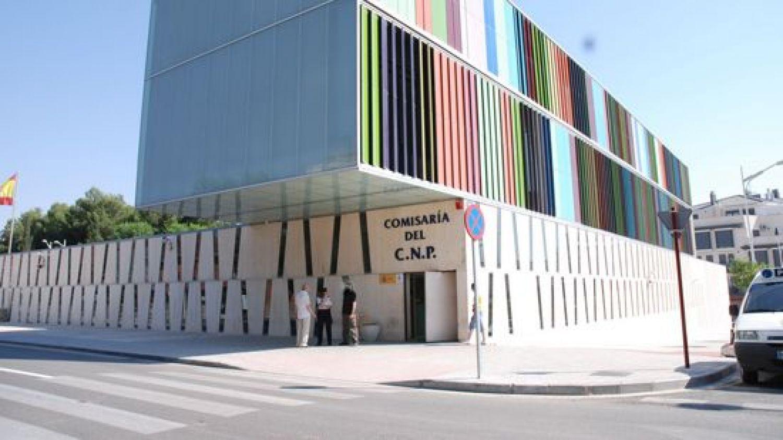 Comisaría de Albacete (Foto: Archivo)