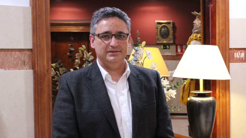 Justo Pliego, director de UCTACAM