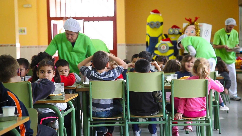 Los comedores escolares, bajo la lupa (Castilla-La Mancha, Sociedad)
