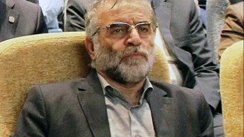 Mohsen Fakhrizadeh, un físico nuclear iraní.