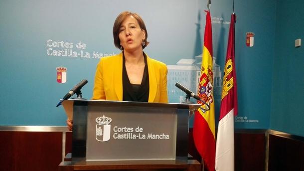 BLANCA FERNÁNDEZ, ESTE JUEVES